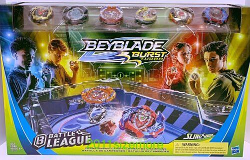 Beyblade Burst Turbo Slingshock Battle League Championship C