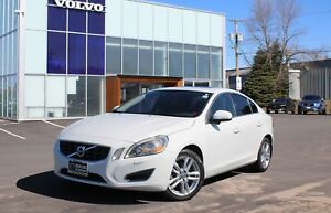 2012 Volvo S60 T6 AWD | HEATED LEATHER | SUNROOF