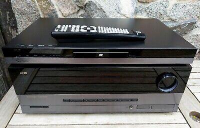 Harman Kardon AVR 138 5.1 Dolby AV Receiver Verstärker DTS + DVD Player + FB