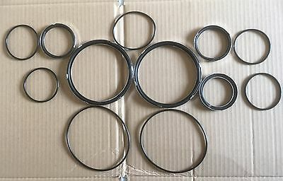 TRIUMPH DOLOMITE instrument refurbishment kit all seals 12