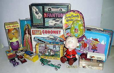 Kristi's Vintage Toys and Dolls