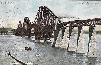 Forth Bridge, SOUTH QUEENSFERRY, West Lothian