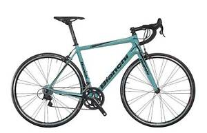 2018 Bianchi Intrepida Tiagra 10spd Compact rrp$2299 Concord West Canada Bay Area Preview