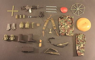 "12"" Ultimate Soldier modern US Air Force C.C.T. uniform accessories (31 pieces!)"