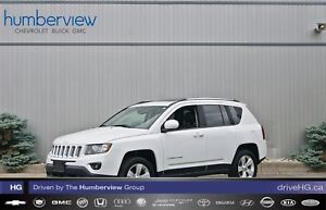 2016 Jeep Compass Sport/North 4WD||SUNROOF|HEATED LEATHER|