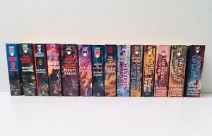 Wheel of time books