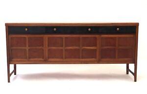 Vintage Retro Danish Era Mid Century 1960s 6ft NATHAN Teak Sideboard Cabinet