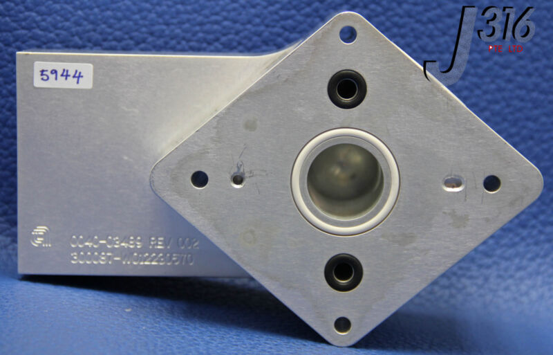5944 Applied Materials 300mm Producer Right Output Manifold 0040-03489