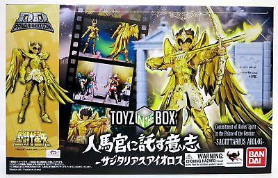 In STOCK Bandai Saint Seiya D.D.Panoramation Sagittarius Aiolos Action Figure