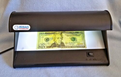 Commercial Counterfeit Bill Detector Tester Checker Fake Currency Cash Money