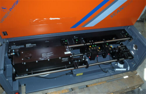 Lambda Physik Dye Laser - Scanmate frequency 320nm to 860nm