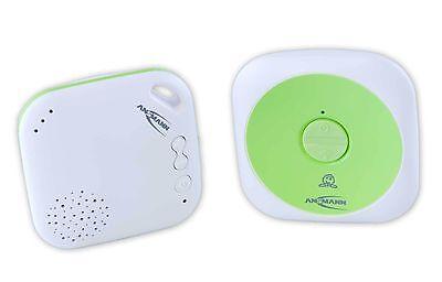 Ansmann Sydney Wireless DECT Audio  Baby Monitor Alarm Portable Mobile