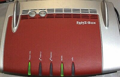 AVM Fritz!Box Fon WLAN 7390 Annex B ADSL/VDSL Wireless Router