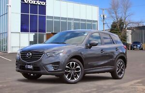 2016 Mazda CX-5 GT AWD | LEATHER | NAV | BACK UP CAM