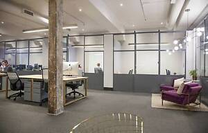 4 Person Customisable Office in Town Hall - 20% off Sydney City Inner Sydney Preview