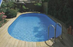 Poolfolie oval schwimmbad ebay for Pool ersatzfolie