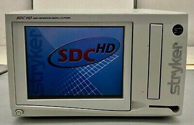 Stryker Sdc Hd High Definition Digital Capture 240-050-888 Endoscopy Image Unit
