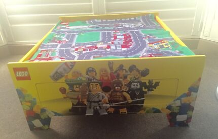 Lego Table 2012 edition Raby Campbelltown Area Preview