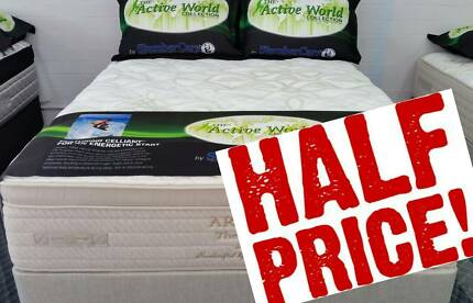 HALF PRICE LUXURY!! MASTER OF ALL MATTRESS TOP QUALITY GUARANTEED