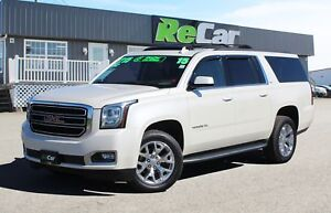 2015 GMC Yukon XL 1500 SLT 4X4 | HEATED/COOLED LEATHER | NAV...
