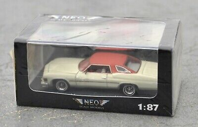 NEO 1:87 scale model Buick LeSabre Coupe - NEO87536 never opened MINT