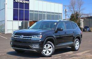 2018 Volkswagen Atlas 3.6 FSI Highline LEATHER | NAV | SAVE $...