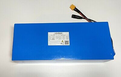 Batería para bicicleta eléctrica, de 48V, 25AH, tipo 21700 , 13S5P