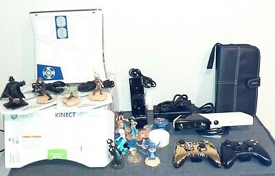 Xbox 360 Kinect Star Wars Limited Edition Console, Disney Infinity & Games