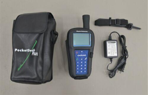 Charm Sciences NovaLUM Pocket Swab Luminometer Detection System w/ Case (23621)