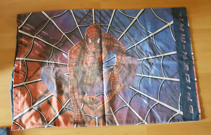 Wanted: Spider man single bed doona cover
