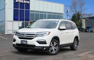 2017 Honda Pilot EX-L RES AWD | LEATHER | DVD | SUNROOF