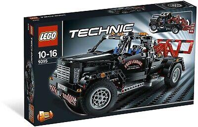 LEGO Technic 9395 Pick-up Tow Truck Set
