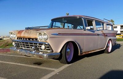 1959 AMC Other Custom 1959 Rambler Custom Station Wagon