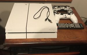 PS4 and TV package