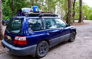 2002 Subaru Forester AWD Carindale Brisbane South East Preview