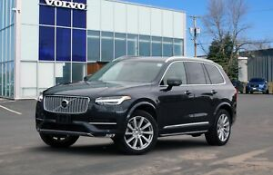 2018 Volvo XC90 T6 Inscription AWD | FULL VOLVO WARRANTY TO 160K