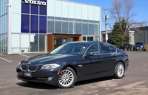 2012 BMW 535i xDrive AWD | HEATED LEATHER | BACK UP CAM | SUN...