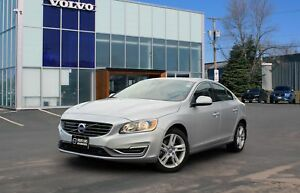 2015 Volvo S60 T5 SE | AWD | FULL VOLVO WARRANTY TO 160K