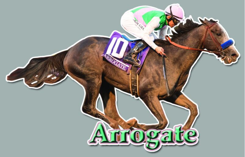 Arrogate Full Color Decal pre order available in a week