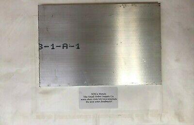 12 X 8 X 12 Aluminum 6061 Flat Bar Solid T6511
