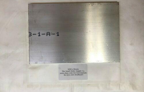 """1/2"""" X 8"""" X 12"""" ALUMINUM 6061 FLAT BAR SOLID T6511"""