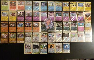 Pokemon TCG Unified Minds Holo Foil Lot Bundle Rare Official Cards EX GX TCG