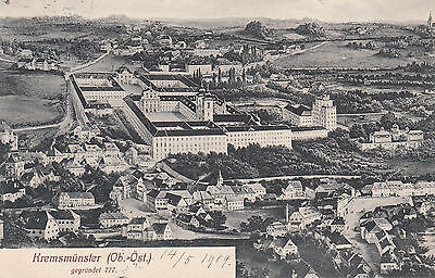 Postkarte - Kremsmünster / Oberösterreich