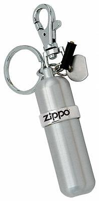 Zippo Aluminum Fuel Canister Lighter Accessory Holder  FREE UK Delivery..