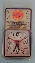 UNIV OF TEXAS LONGHORNS NCAA MINI TRAVEL ALARM CLOCK OFFICIALLY LICENSED NIP