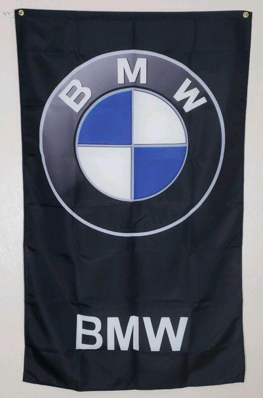 Banner Flag for GTR Flag 3x5 FT Black Garage Wall decor Advertising Promotion