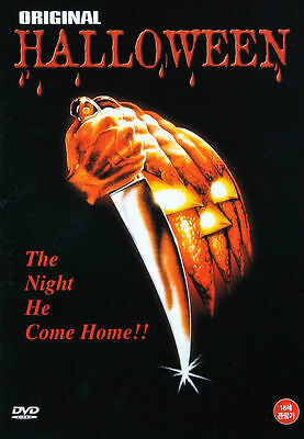 Halloween (1978) Donald Pleasence, Jamie Lee Curtis DVD *NEW - Halloween 1978 Donald Pleasence
