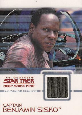 Star Trek DS9 Quotable C9 costume
