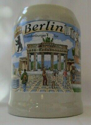 HLR BERLIN GERMANY .5L BEER STEIN MUG