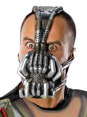 Bane Mask Dark Knight Batman Villain Superhero Halloween Adult Costume Accessory